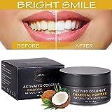 blanchiment des dents,blanchiment dentaire charbon,charbon pour les dents,poudre de blanchiment des dents au charbon actif,activated...
