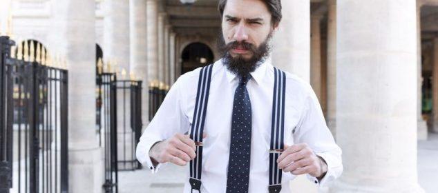 la mode des bretelles