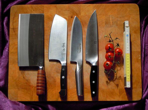cadeau noel couteaux pour cuisinier