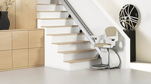 fauteuils monte escalier