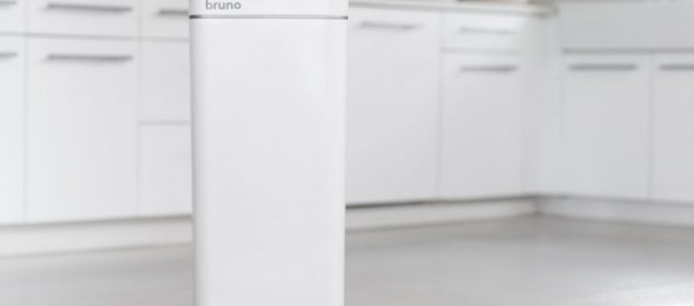 poubelle d'intérieur design bruno