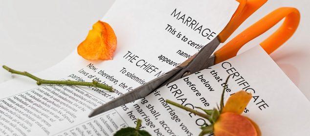 divorce formalités