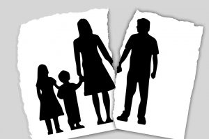 séparation familiale divorce