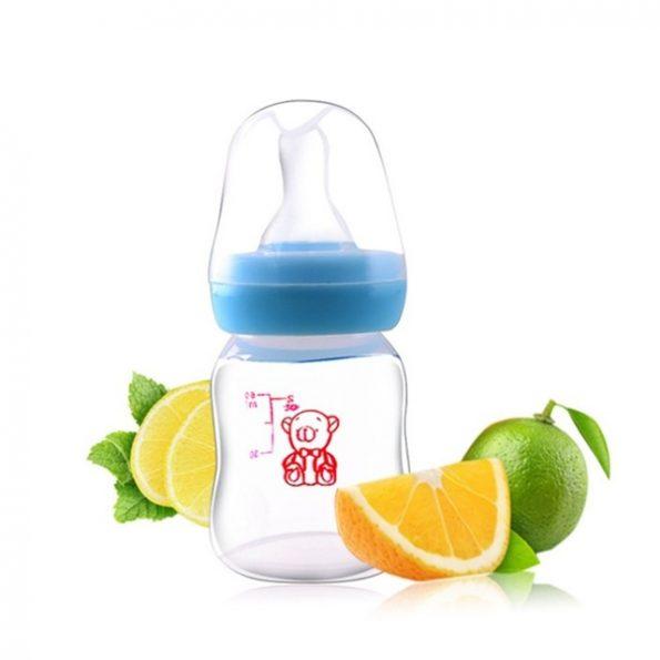 biberon eau jus fruit