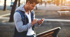 Trouver l'amour depuis les applications de rencontre