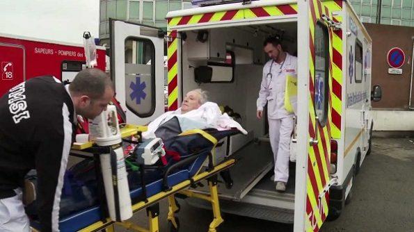 metier secteur medical ambulancier
