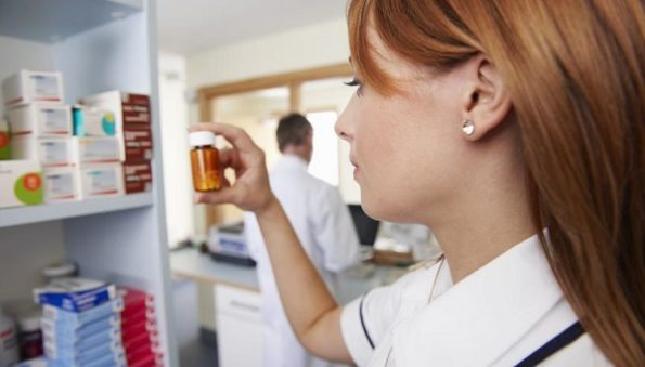 metier secteur medical pharmacie
