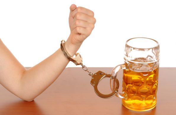 problème d'alcoolisme
