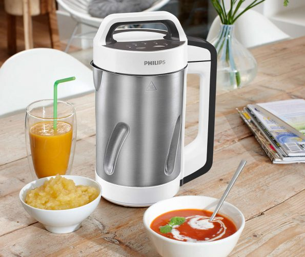 blender chauffant Philips Soupmaker HR2201/80