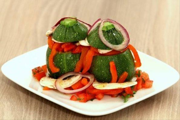 Les légumes cuits ou crus
