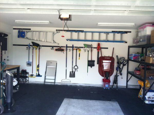 Garage et rangement