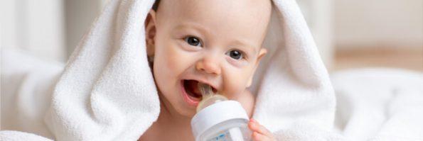 eau privilégier pour son bébé