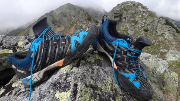 les baskets Adidas pour le trail et la randonnée