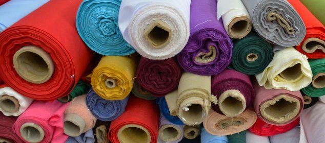 tissus matières naturelles