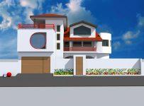 architecture-maison moderne
