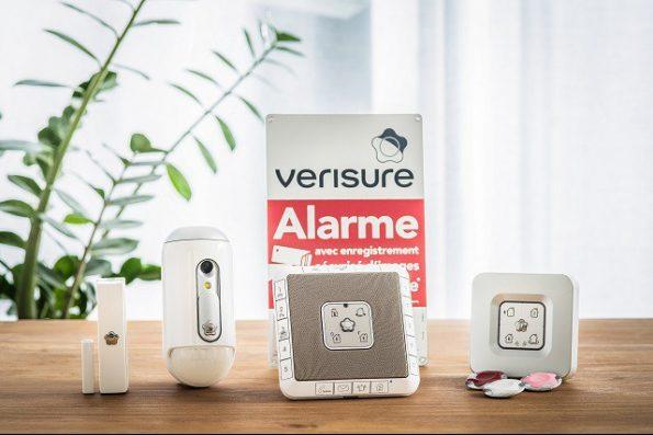 Alarme maison securitas