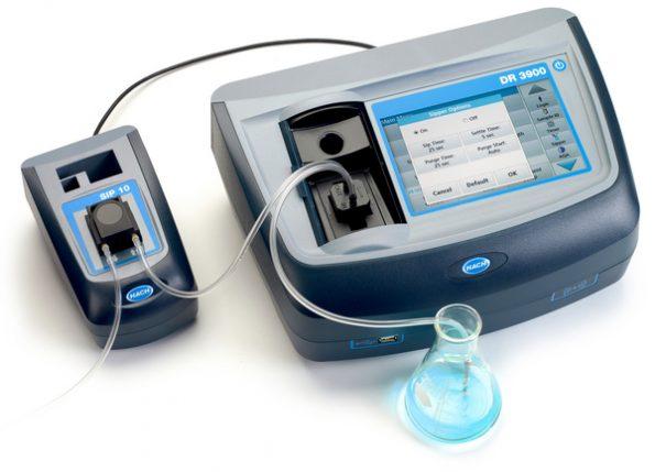 spectrophotomètre labo