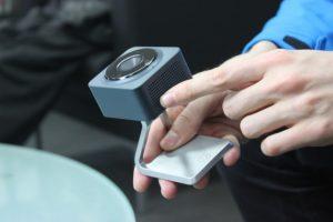webcam de surveillance securitas