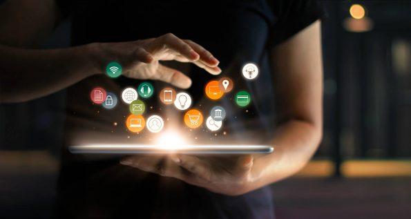 master dans une école spécialisée dans le digital