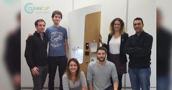 Le projet CleanCup