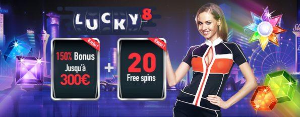 Mon avis sur Lucky8