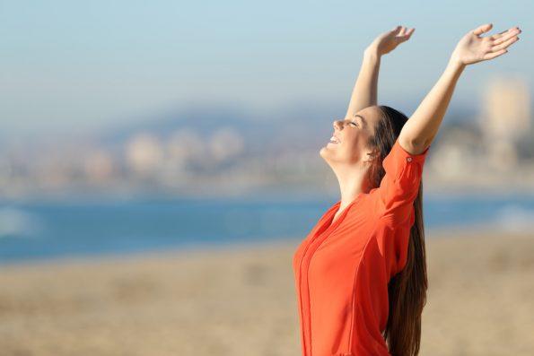 Respirer profondément pour expulser les tensions