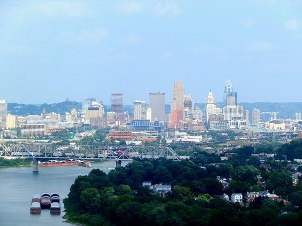 Cincinnati, perle de l'Ohio