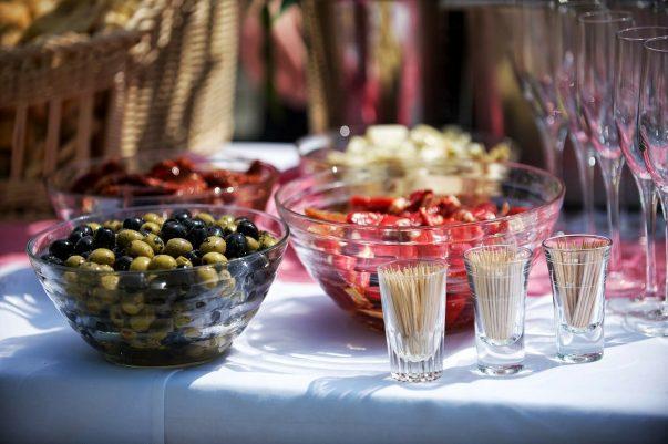 Organiser une réception inoubliable