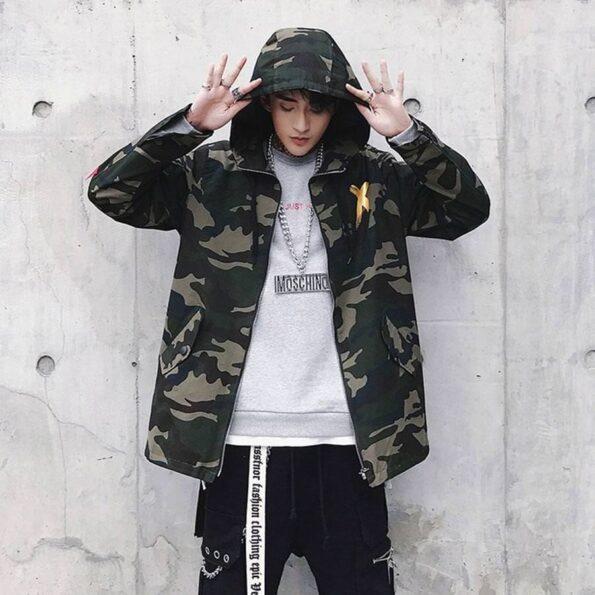 Tenshi-Coupe-Vent-Akita - streetwear asiatique