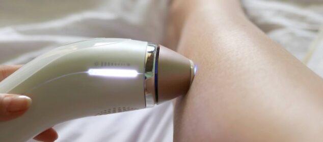 avis épilateur à lumière pulsée Braun
