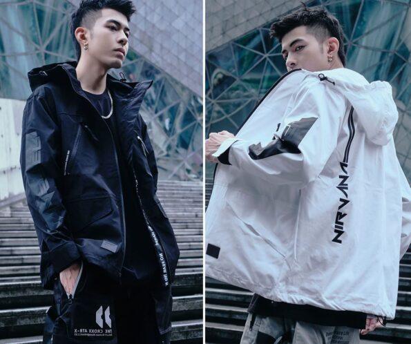 streetwear asiatique