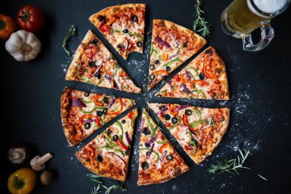 Une soirée pizza maison entre amis