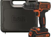 Black&Decker BDCDC18K-QW perceuse visseuse