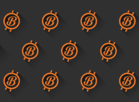 Bitcoin stock d'argent